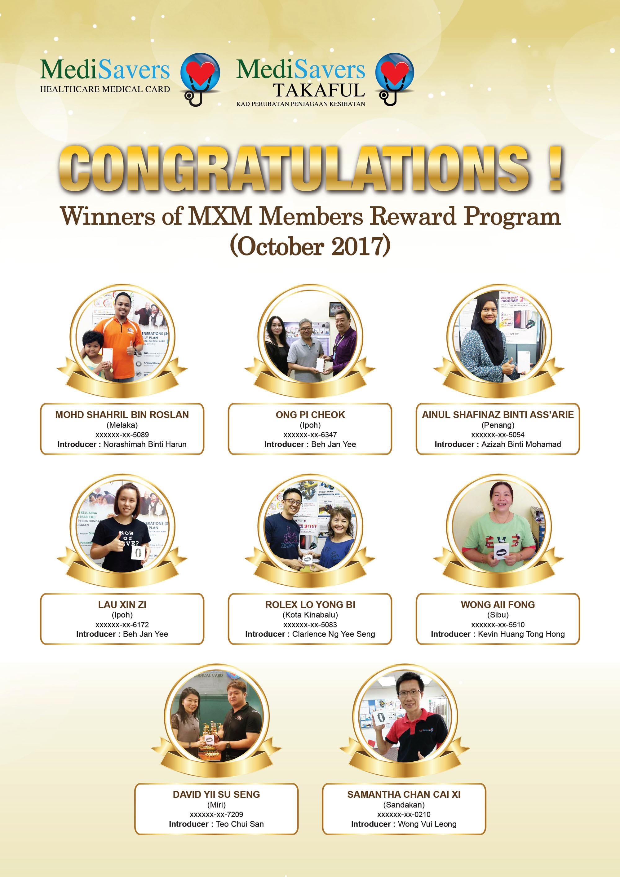 201706_MXM Members Loyalty Program Winner_Website B